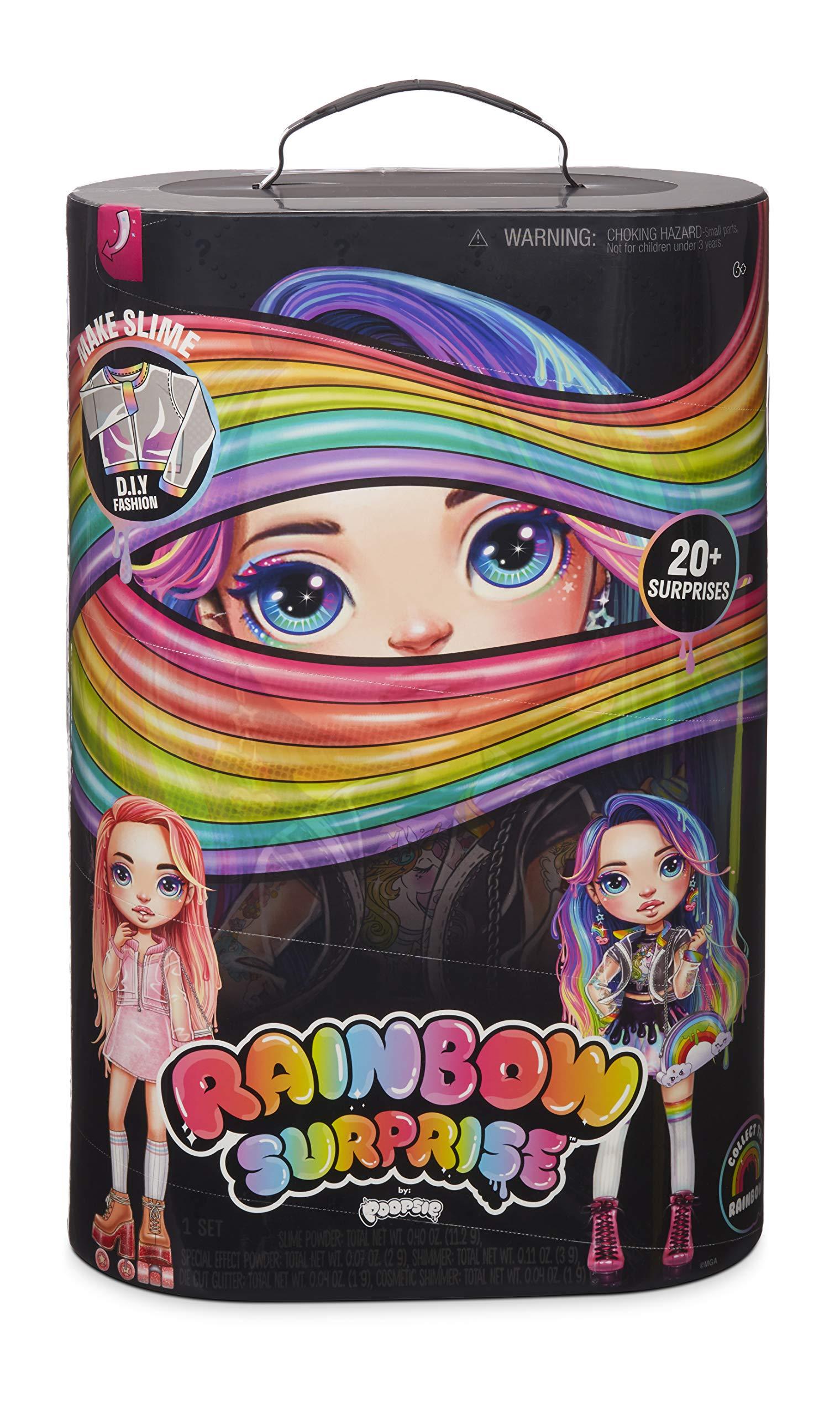 Poopsie 561095 Surprise Dolls – Rainbow Dream or Pixie Rose, Multi
