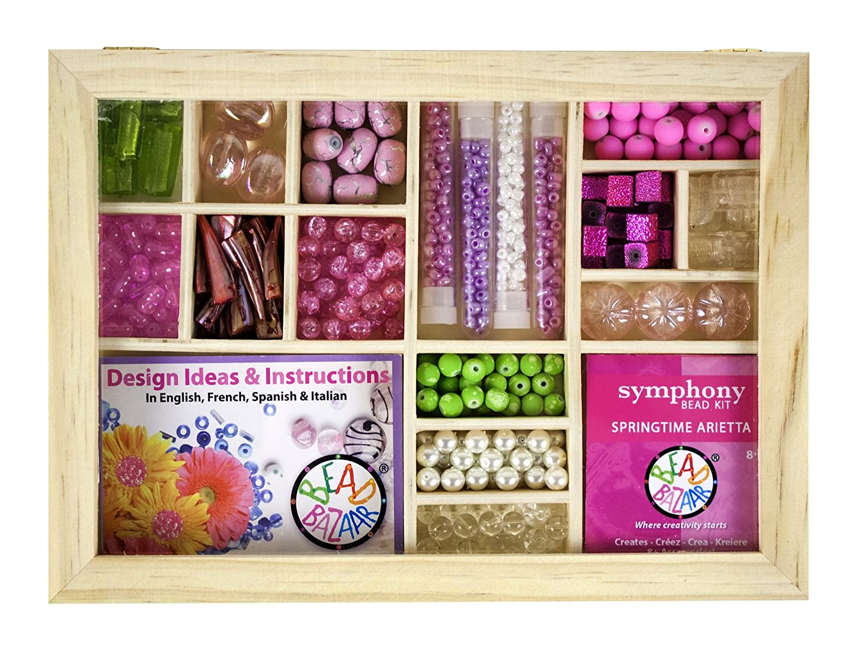 Bead Bazaar Bead Symphony Bead Kit Springtime Arietta 819
