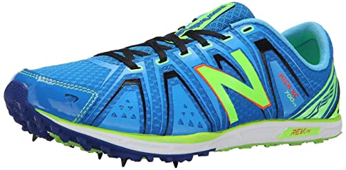 New Balance - Zapatillas de Atletismo para Hombre Yellow/Blue: Amazon.es: Zapatos y complementos