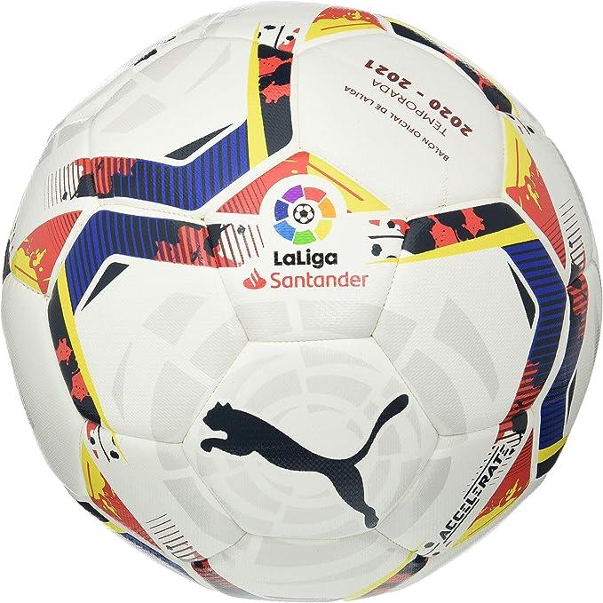 PUMA Laliga 1 Accelerate Hybrid Ball Balón de Fútbol, Unisex Adulto: Amazon.es: Deportes y aire libre