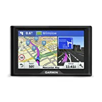 Garmin Drive 40LM Satellite Navigation with UK and Ireland Lifetime Maps