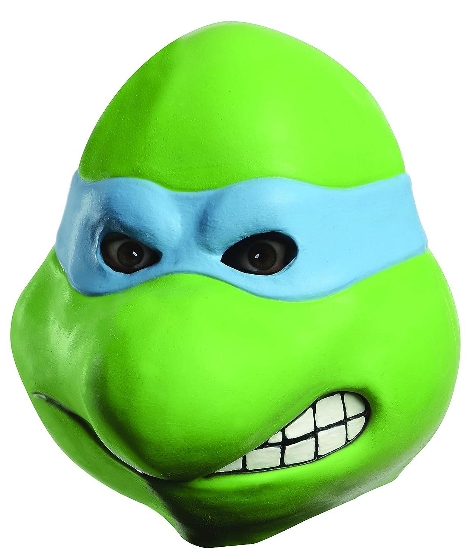 Máscara de látex de Leonardo Tortugas Ninja para adulto ...