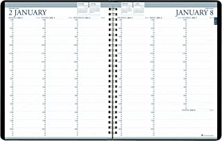 product image for House of Doolittle Professional Weekly Planner 12 Months January 2015 to December 2015, 8.5 x 11 Inches, Vertical Format, Recycled (HOD27202-15)