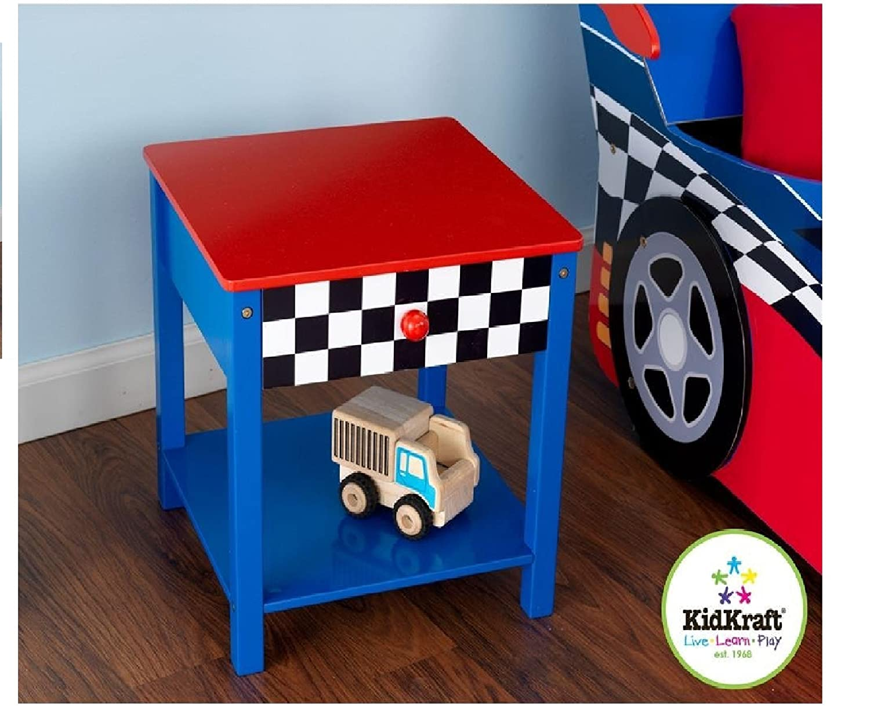Racecar Side Table KidKraft 76041