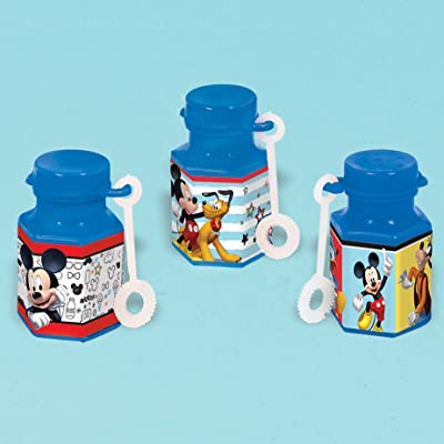 Mickey On The Go Mini Bub 12ct [Contains 1 Manufacturer Retail Unit(s) Per Combined Package Sales Unit] - SKU# 399235: Toys & Games