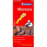 Morroco Michelin National Map 742