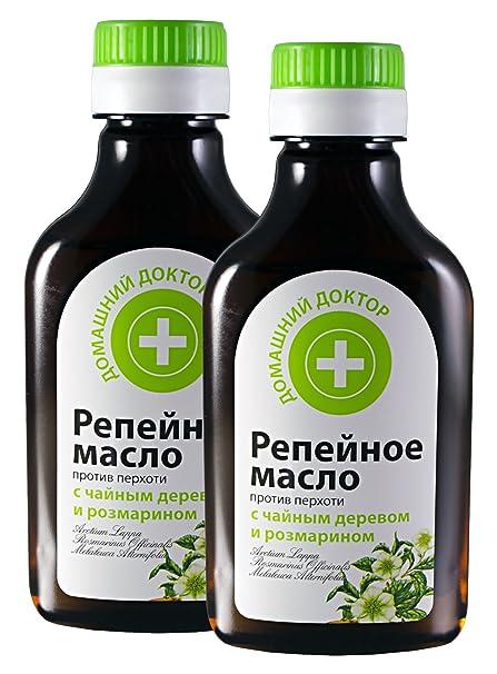 Home Doctor 45989, aceite de bardana anti-caspa 100ml