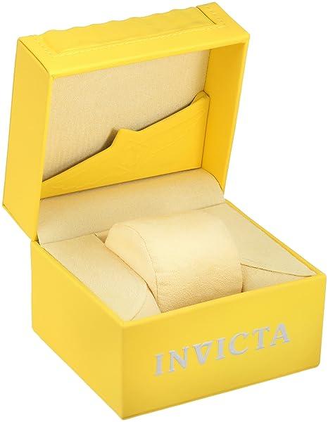 Amazon.com: Invicta Mens Venom Quartz Watch with Stainless-Steel Strap, Gold, 26 (Model: 23891: Invicta: Watches