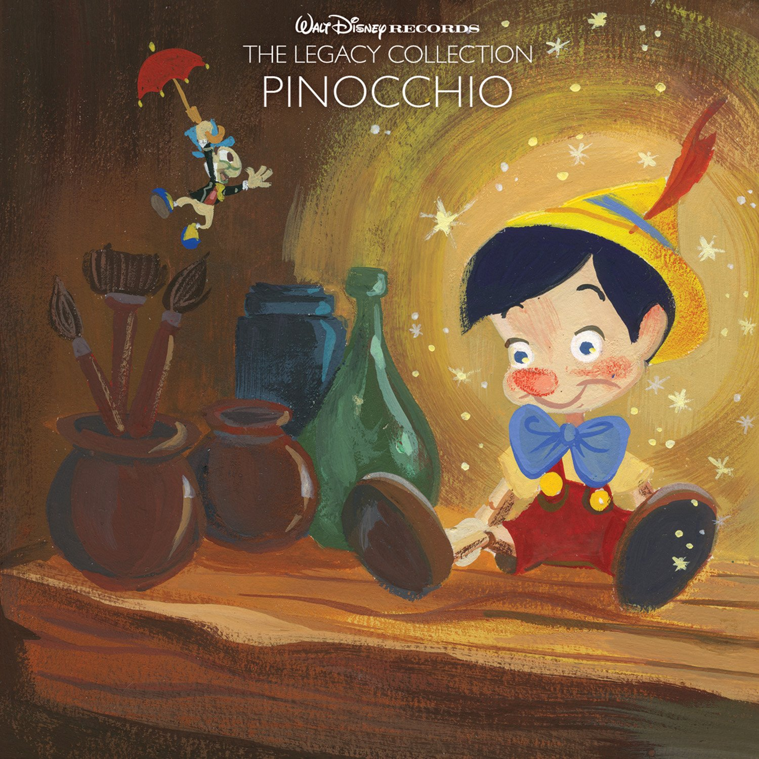 Various Walt Disney Records The Legacy Collection Pinocchio 2 Cd