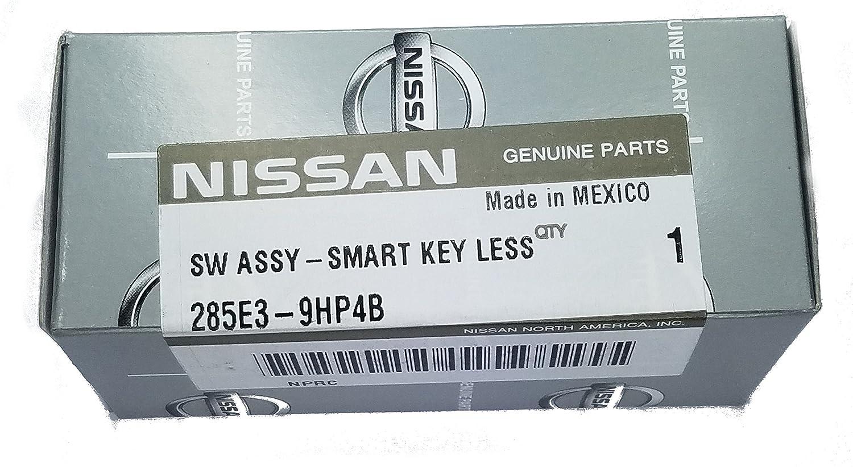 2013 2015 Nissan Altima Sedan Intelligent Key Fob W O Infiniti Remote Starter System Automotive