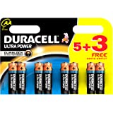 Duracell Ultra AA 5 Battery