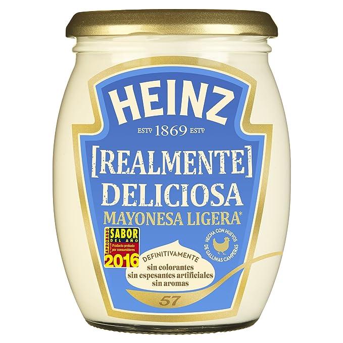 Heinz Mayonesa Ligera - 480 gr