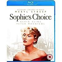Sophie's Choice (Uncut) [Blu-ray] (1982)   Imported from UK   Region B Locked   151 min   ITV   Drama Romance   Director: Alan J. Pakula   Starring: Meryl Streep, Kevin Kline, Peter MacNicol