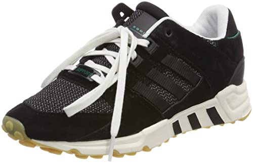 hot sale online 399d5 4ac77 adidas Womens EQT Support RF W Gymnastics Shoes, (Core BlackWhite Cq2172)