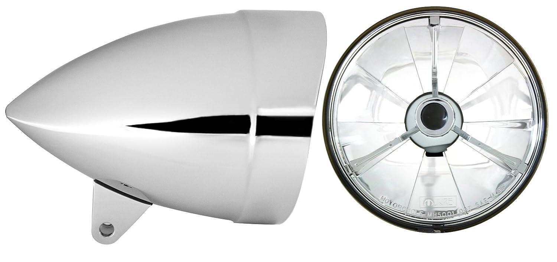 Adjure Chrome 7 Smooth Headlight Bucket HB77010