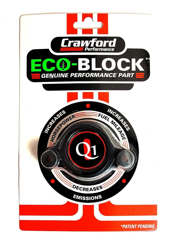 Crawford Performance Patented Eco-Block Fuel Saving Device - Q1