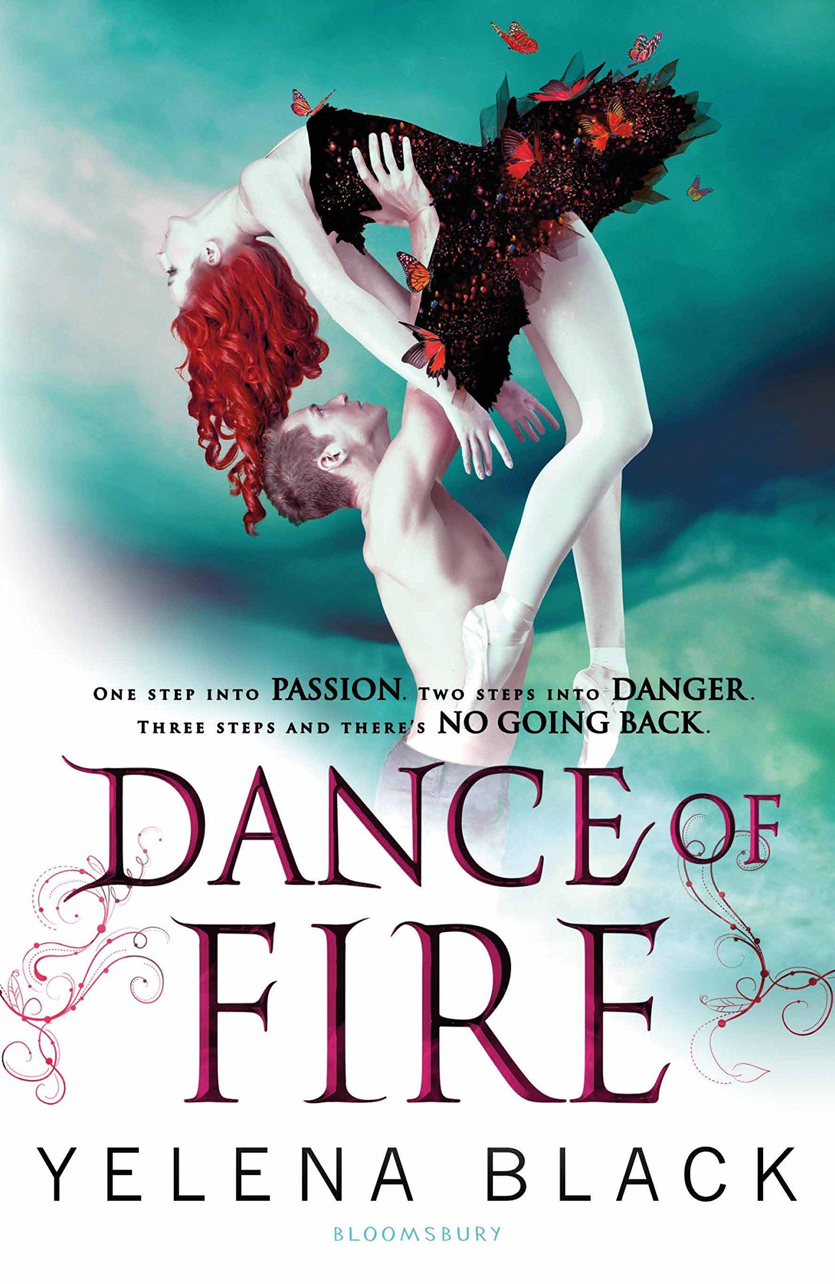 Dance of Fire (Dance of Shadows) (English Edition)