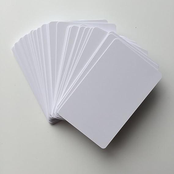 Amazon.com: Blanco imprimible de inyección de tinta de ...