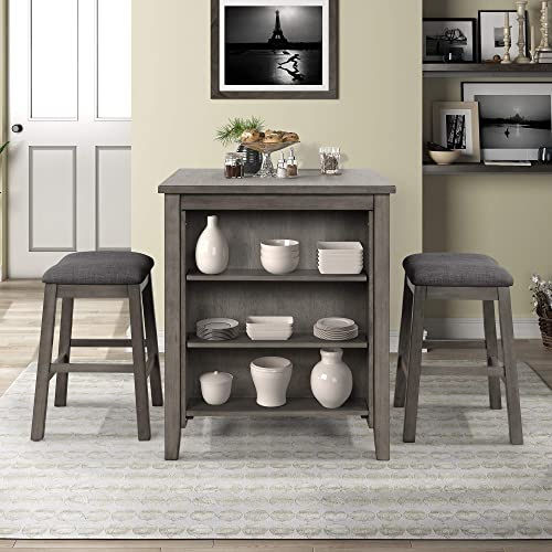 3-Piece Dining Room Table Set