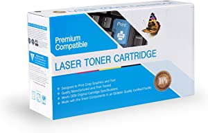 Premium Printing Products Compatible Ink Cartridge Replacement for HP CF320A, 625A, Works with: Color Laserjet Enterprise M651DN, M651XH, MFP M680DN, M680F, M680Z Black