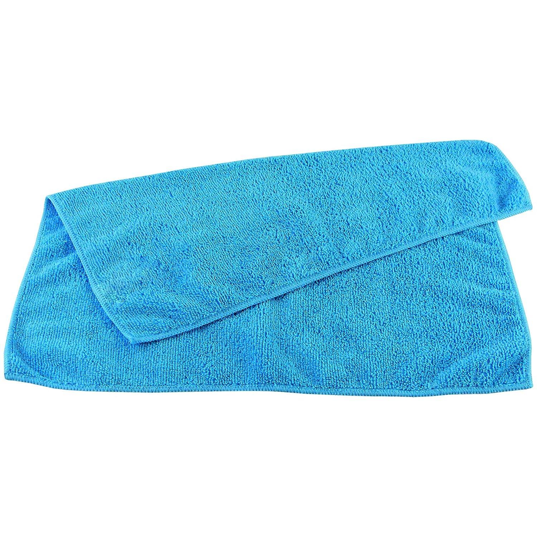 Universal toalla azul Juego de 4 40 x 40 cm - 300 g/m³ (7470 ...