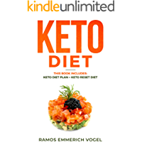 Keto Diet: This Book Includes: Keto Diet Plan + Keto Reset Diet - Keto Diet Made Easy Complete guide for Beginners