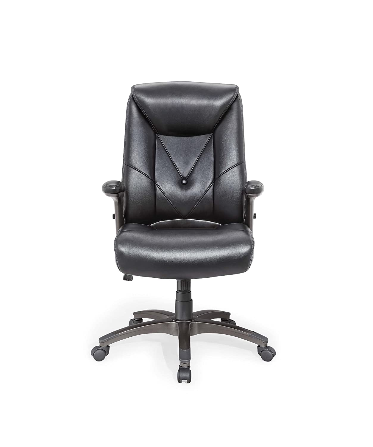 Whalen Chelsen Button Leather Managers Chair