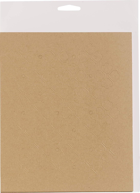 Alphabet /& Monogram Bold 6 FolkArt 50313 Stencil Paper 6