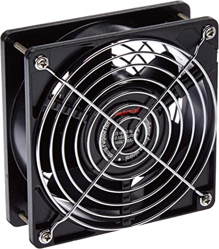 Caframo Ultimate 757 12V 2-Speed 7 inch Fan – Direct Wire