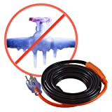 GardenHOME Pipe and Valve Heating Cable Tape with