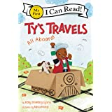 Ty's Travels: All Aboard! (My First I Can Read)