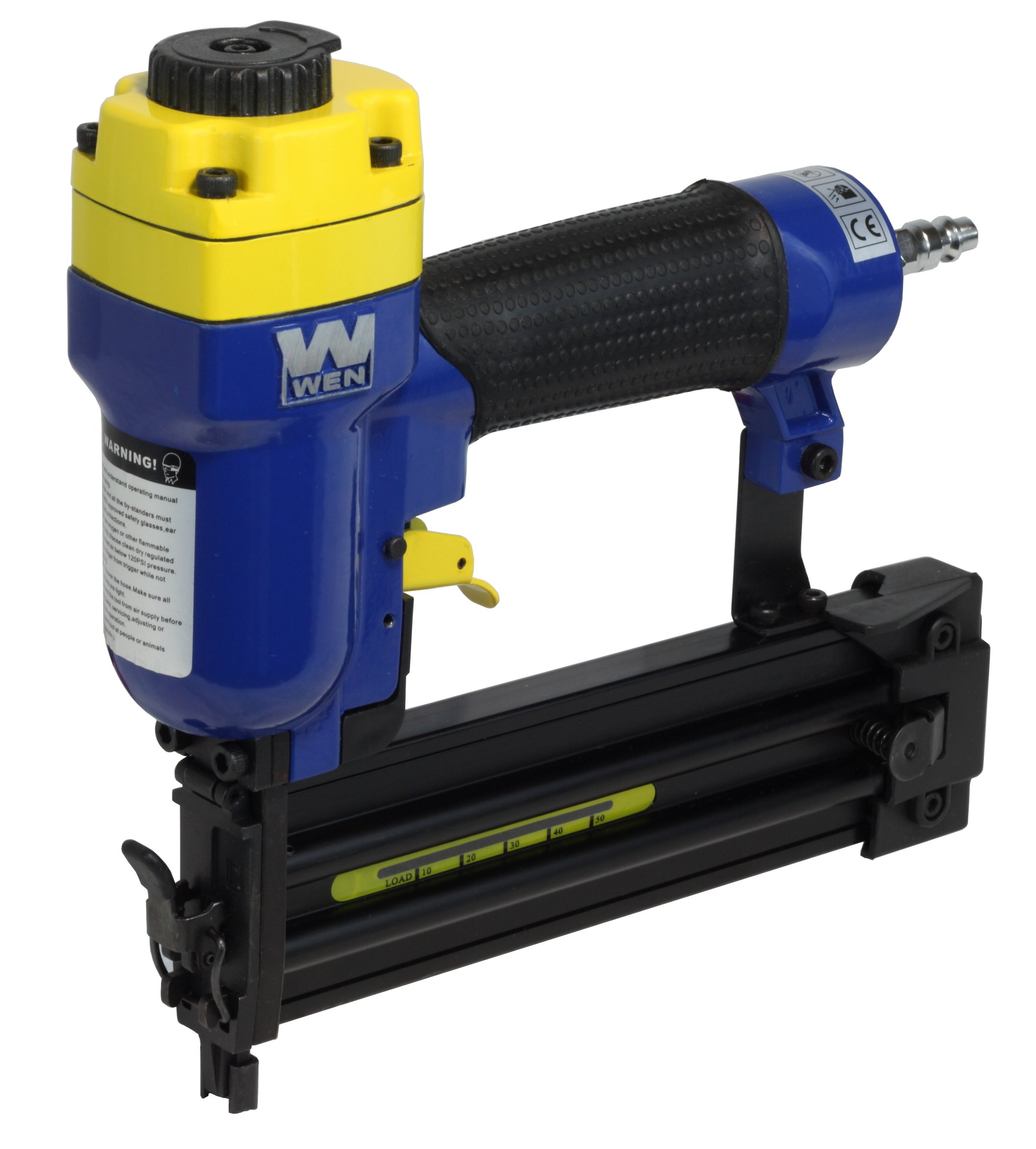 WEN 61720 3/4-Inch to 2-Inch 18-Gauge Brad Nailer by WEN