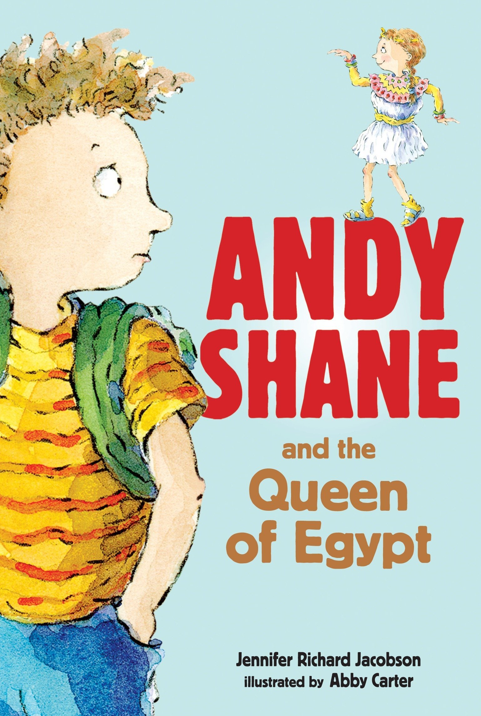 Read Online Andy Shane and the Queen of Egypt pdf