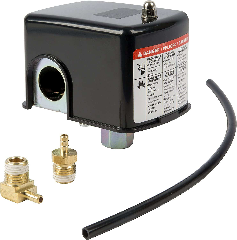 Red Lion 305584014 Pressure Switch Kit for All RJS-PREM Pump Models