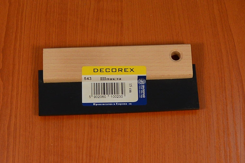 150/mm Joint en caoutchouc /à reboucher carrelage Spatule Lisseur de joint verfug en caoutchouc