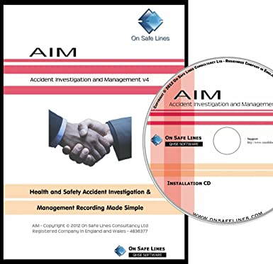 AIM - Accident Investigation and Management Software: Amazon.co.uk ...