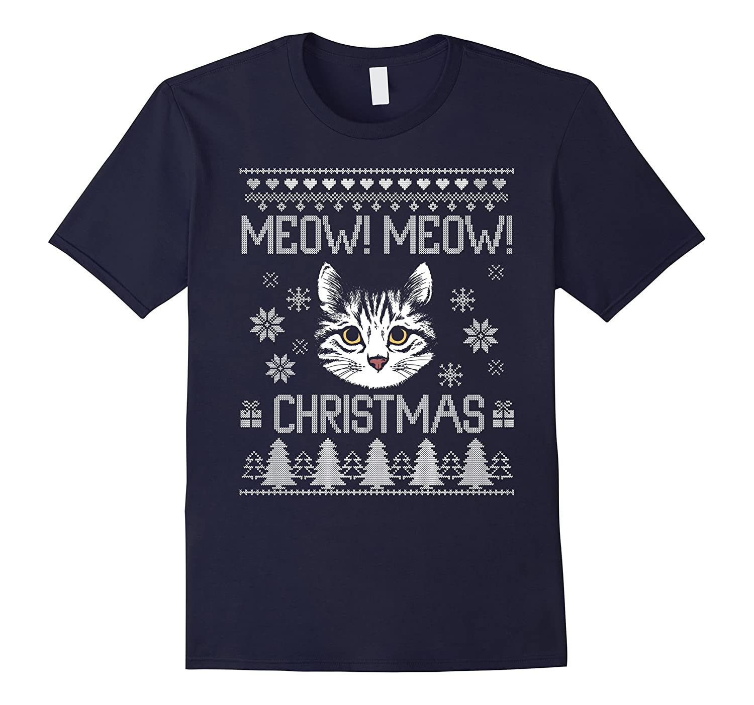 Cat Lover Tshirt. Best Christmas Gifts 2016 For Women-CL