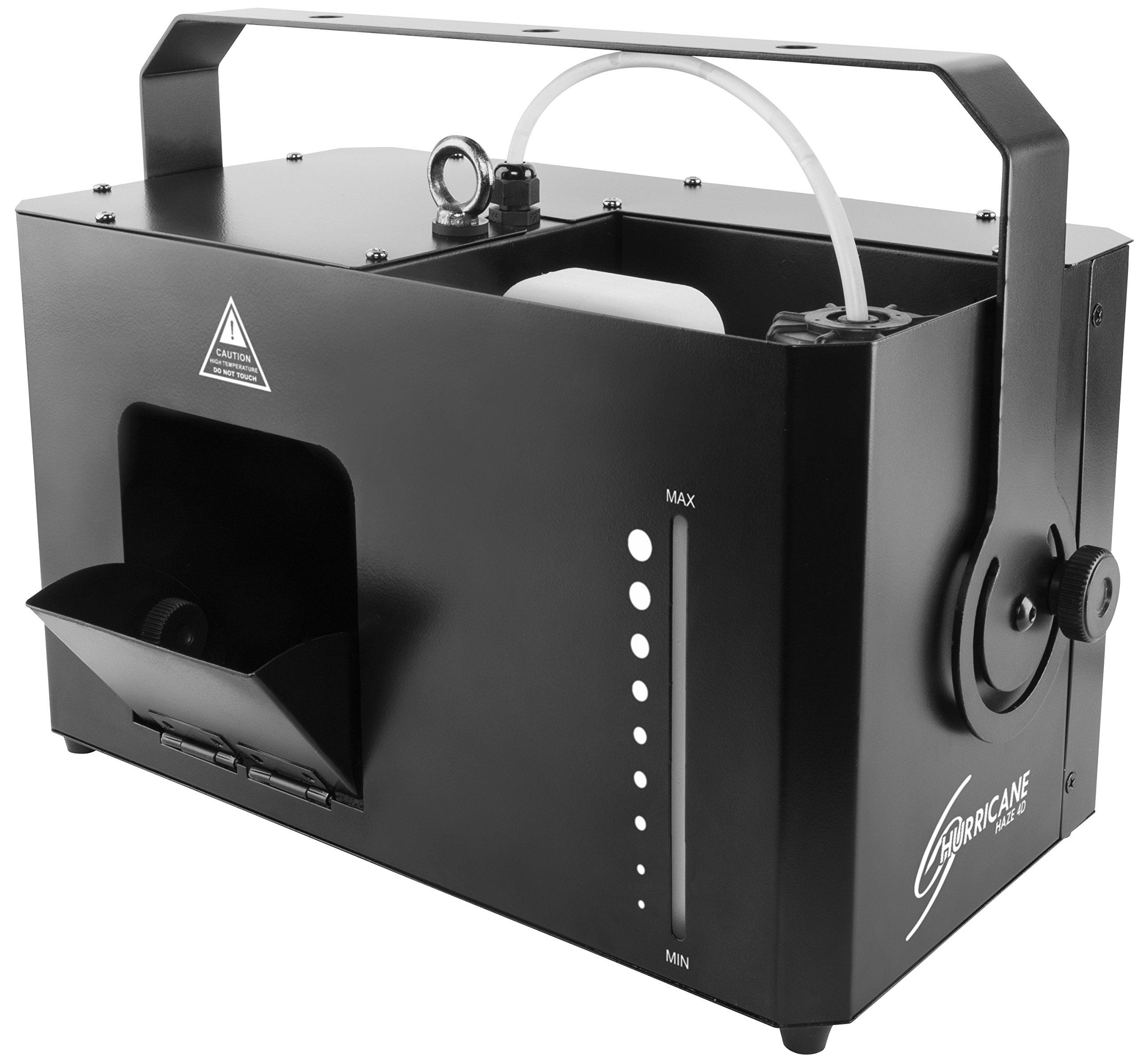 CHAUVET DJ Hurricane Haze 4D Haze Machine w/Timer Remote | Fog Machines