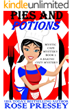 Pies and Potions: A Magic Baking Cozy Mystery (Mystic Cafe Series Book 2)