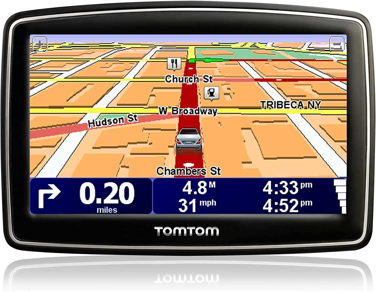 Tomtom XL 335T 1EM005222CN 4.3-Inch Portable GPS Navigator Discontinued by Manufacturer