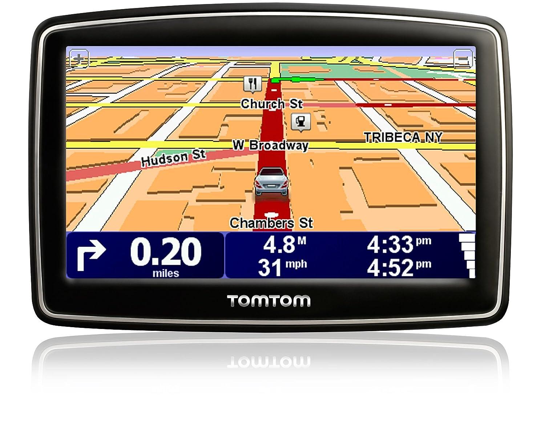 amazon com tomtom xl 335s portable gps navigator 4 3 inch cell rh amazon com TomTom GPS N14644 Manual manual de instrucciones tomtom one español