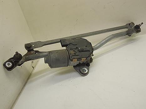 Audi A6 C6 parabrisas limpiaparabrisas motor y mecanismo