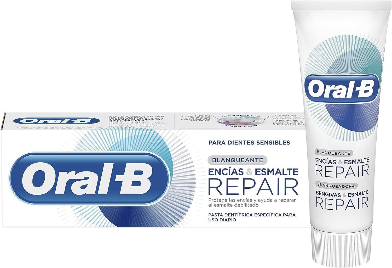 Oral-B Encías & Esmalte Repair Original - Pasta dentífrica, 75 ml ...