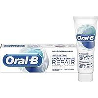 Oral-B Encías & Esmalte Repair Blanqueante, Pasta Dentífrica