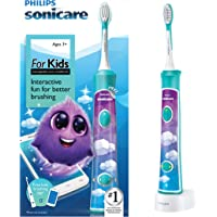 Philips Sonicare Bluetooth Rechargeable Electric Kid's Toothbrush
