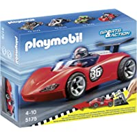 Playmobil Coches - Sports Racer, Juguete Educativo, Multicolor