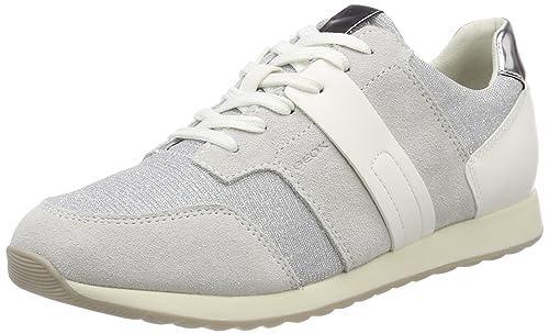 Scarpe Geox deynna Donna Scarpe Scarpe Basse sneaker bianco NUOVO