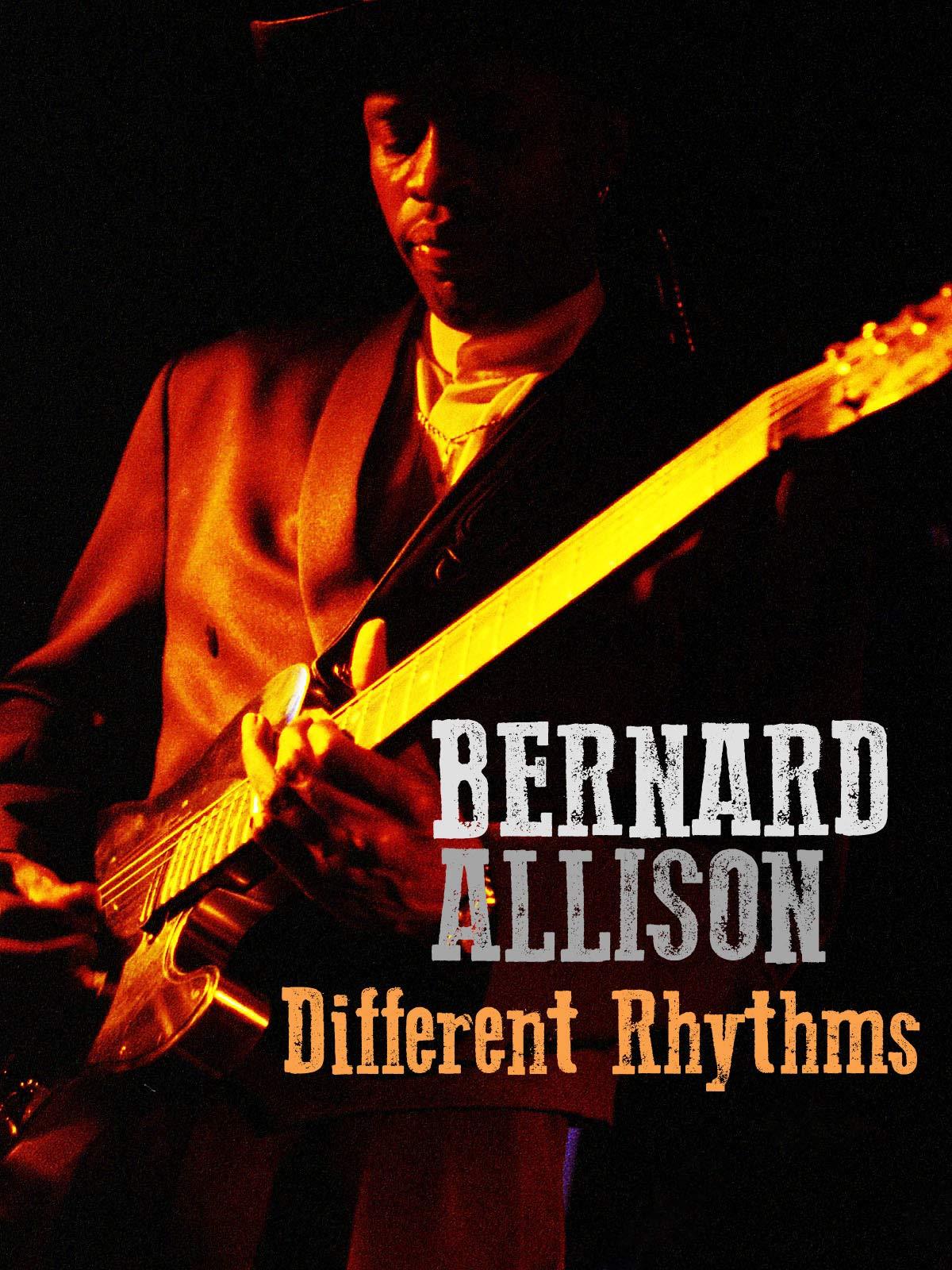 Bernard Allison - Different Rhythms