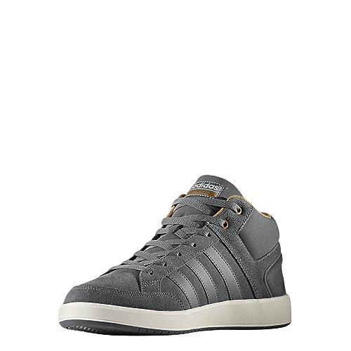 Adidas neo hombres zapatos de moda Casual zapatilla corte cloudfoam