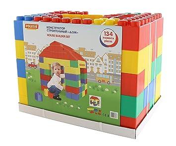 Polesie 37473 - Juguetes de construcción para casa